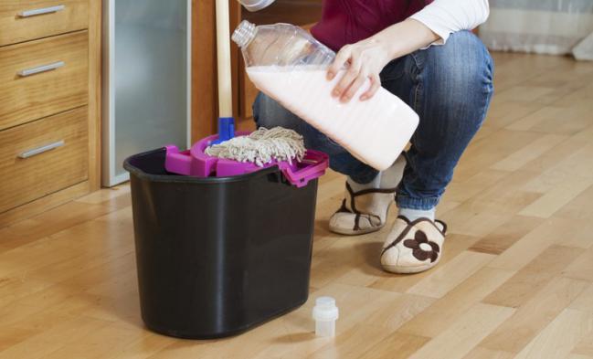 Como Limpiar Pisos Plastificados
