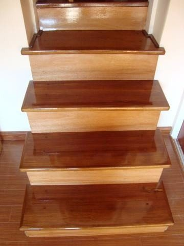 Plastificado de pisos precios pulido y plastificado for Escaleras de madera para pintor precios