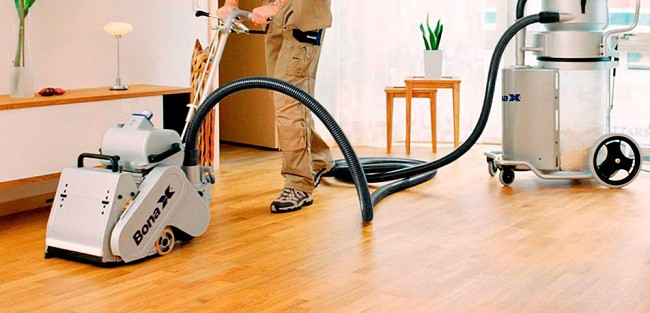 Hazlo tu mismo como pulir piso de madera pulido y - Como pulir parquet ...